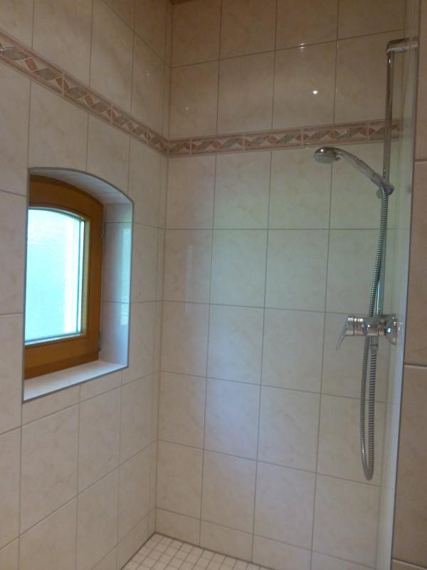 Bodengleiche Dusche