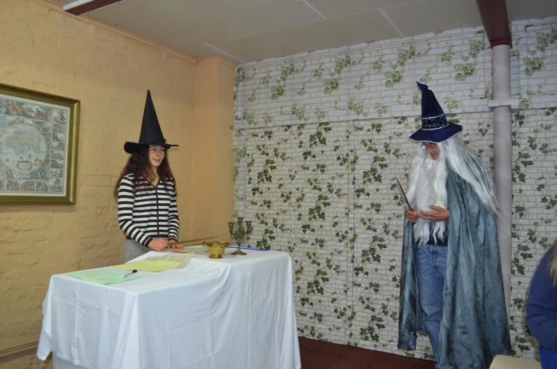 Zauberkunst